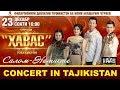 HAVAS GURUHI CONCERT Tajikistan Dushanbe 23 12 2018 mp3