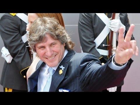 Investigarán a vicepresidente argentino
