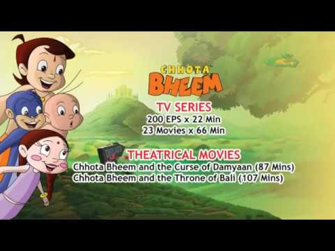 Chhota Bheem Promo video