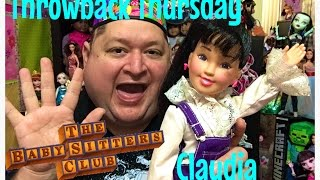1993 Babysitters Club Claudia Kishi Doll Review✨- Throwback Thursday!