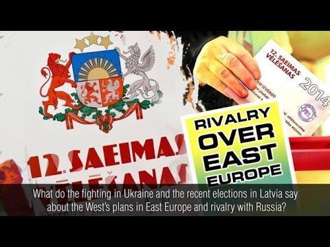 PressTV's The Debate: Rivalry over East Europe  (6th October 2014)