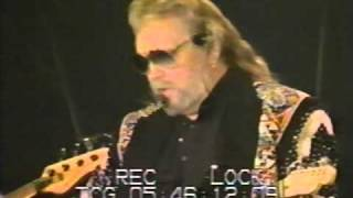 Watch David Allan Coe Willie Waylon And Me video