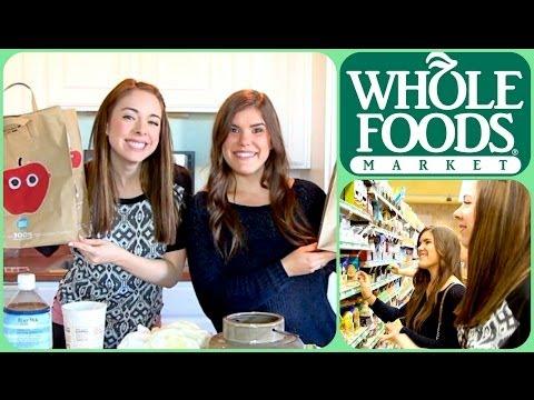 Whole Foods Haul!! with Nikki Phillippi!