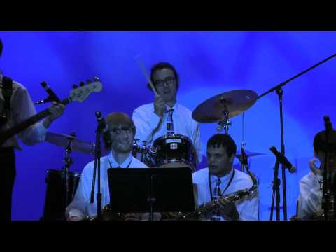 Boston Higashi School Jazz Band - 2013 Annual Celebration - 05/20/2014