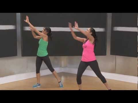 How to Bollywood Dance and Work your Abs: Fevicol Se Dabanngg...