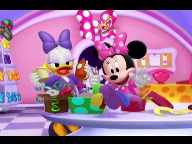 Minnie Toons - La amiga de Fígaro
