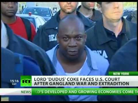 CHRISTOPHER 'DUDUS' COKE PLEADED  GUILTY IN A U.S. FEDERAL COURT