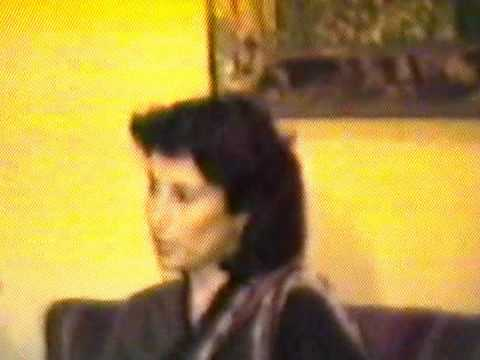 1987 ms. Benazir Bhutto Karachi Pakistan interview