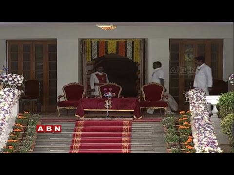 Radhakrishnan Takes Oath as Chief Justice of Telangana High Court after Bifurcation | ABN Telugu