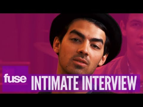 Jonas Brothers Reveal Hip Hop Names - Intimate Interview