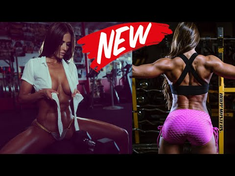 Tatiana USSA GIRARDI 👠 #Crossfit 👠 Crossfit Workouts for Toned Body [Fitness Gym]