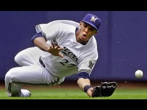 Carlos Gomez 2013 Highlights