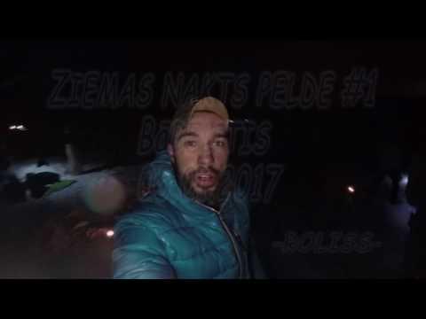 Ziemas Nakts pelde #1 ezerā Bābelītis 05.01.2017 #1
