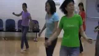 Rock & Roll Line Dance  搖擺樂