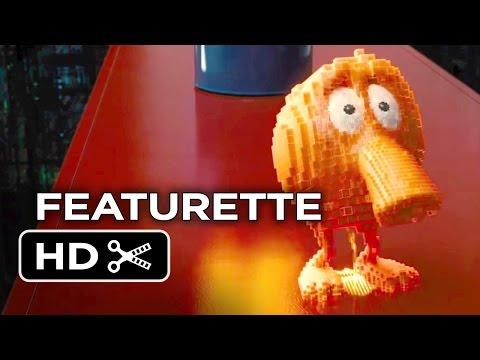Pixels Featurette - Arcade Character (2015) - Adam Sandler, Peter Dinklage Movie HD