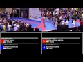 KARATE 1 WKF YOUTH CUP 2017 Tatami 1 2 Day 3 mp3