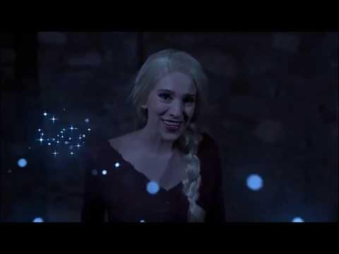 Jégvarázs 2-Messze hívó szó-Elsa a való életben