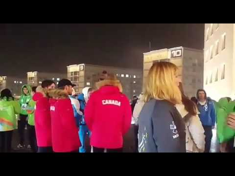 Как развлекаются спортсмены в атлетической деревне Универсиады-2017?