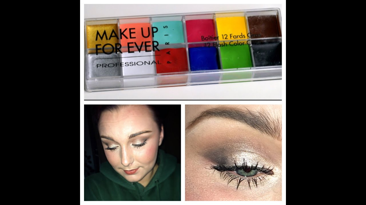 Makeup forever 12 flash color case artistic