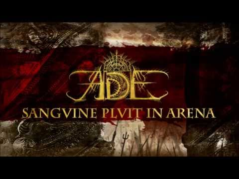 Ade - Sanguine Pluit In Arena (featuring George Kollias) [Lyric Video]