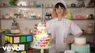 Katy Perry Video - Katy Perry - Birthday (Lyric Video)