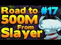 Runescape - Road to 500M From Slayer #17 - Best Ever?
