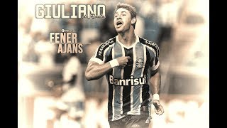 GİULİANO DE PAULA WELCOME TO FENERBAHÇE | AMAZING SKILLS