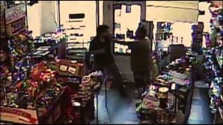 Clerk Thwarts Robber Armed With BB Gun