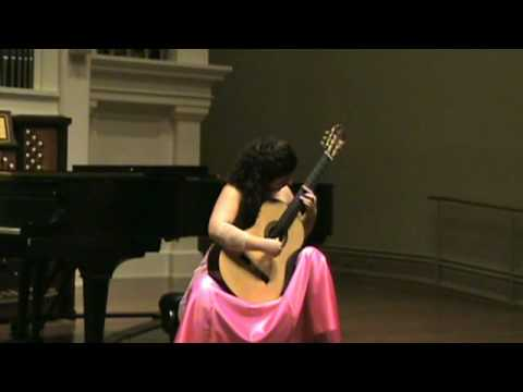 Gohar Vardanyan - Introduction and Caprice, Op. 23 by Giulio Regondi