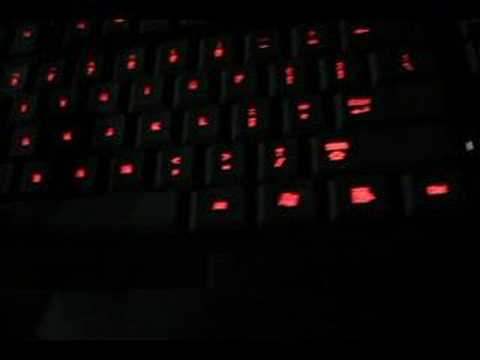 how to fix sticky keys on razer black widow