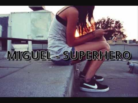 Miguel - SUPERHERO