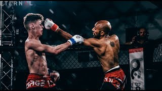 ETERNAL MMA 37 - HARVINDER MOHAR VS LIAM HOSKIN - MMA FIGHT VIDEO