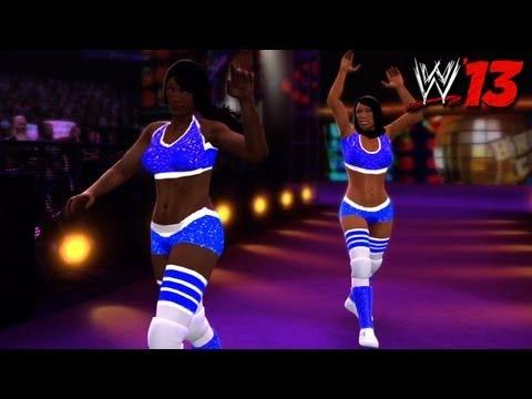 WWE '13 Community Showcase: The Funkadactyls (Xbox 360)