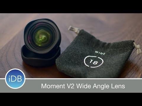 Moment 18mm Wide Angle Lens (Version 2) - Review