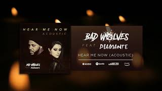 Download Lagu Bad Wolves - Hear Me Now feat. DIAMANTE (Acoustic Version) Gratis STAFABAND
