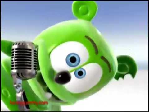 i am gummy bear song