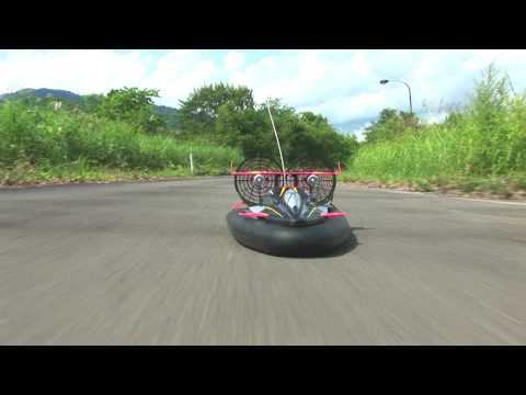 TNT RC X-Craft Maximum Speed 30km/h
