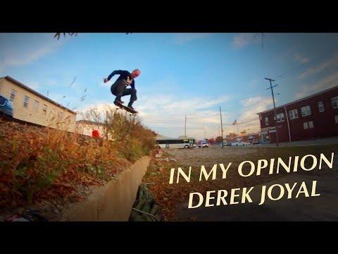 Anthony Shetler's In My Opinion featuring Derek Joyal