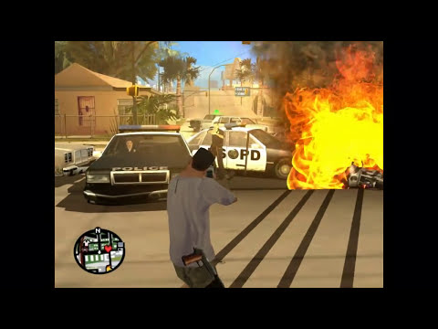 MODS REALISTAS para GTA San Andreas PC por mediafire(MF) 2012