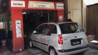 Auto Car Wash in Malaysia II Toyota Malaysia