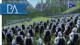 MASSIVE BATTLE - Third Age Total War Gameplay