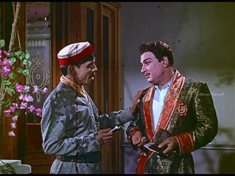 Anbe Vaa - Nagesh And Mgr Room Comedy video