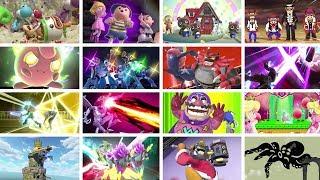 Super Smash Bros Ultimate: All Final Smash Attacks