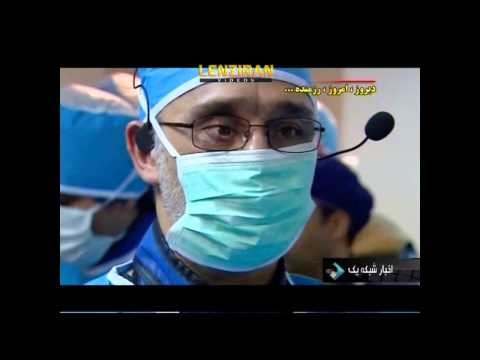 Doctor surgeon in operating room who served  in Iraq war , 70% handicap