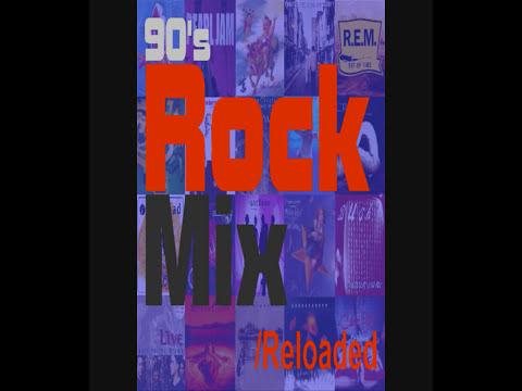 90's Rock Mix - Reloaded [Grunge/Alternative]
