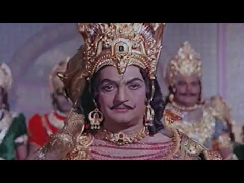 Daana Veera Soora Karna || Jayeebhava Vijayeebhava Video Song || Ntr, Sarada video