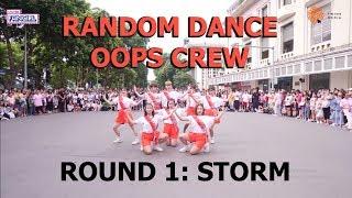 [KPOP IN PUBLIC] ROUND1 STORM: MASHUP VIETNAM SONGS BY OOPS!CREW [RANDOM DANCE VIETNAM]