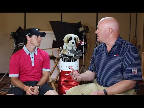 Rory McIlroy talks to David Dusek about what's in his bag at Pinehurst