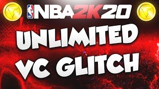 UNLIMITED VC GLITCH TUTORIAL - NBA 2K20