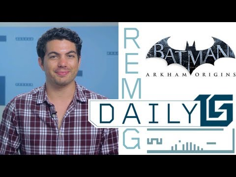 Batman: Arkham Origins, New XBox Details, and Silicon Knights - TGS